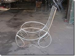 Scroll Chair
