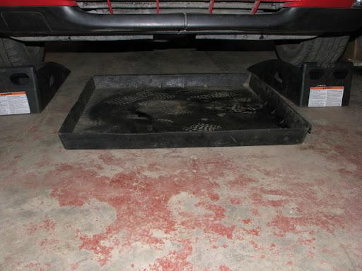 Garage Floor Oil Drip Pan Carpet Vidalondon