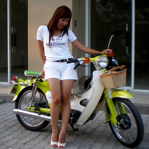 Chuyên độ mô tô, Honda Cub, Honda Chaly, Honda 67,  Honda CD, Honda DAX, BMW