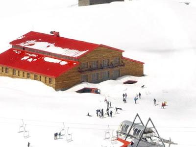 Ski Resort, Hotel Tochal