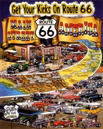 220-347~Route-66-Posters