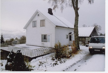 gamle huset