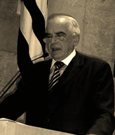 Vereador Wadih Mutran (PP), autor da proposta para mudar nome do Viaduto do Chá para Viadutor Governador Mario Covas. Foto do site oficial do vereador.