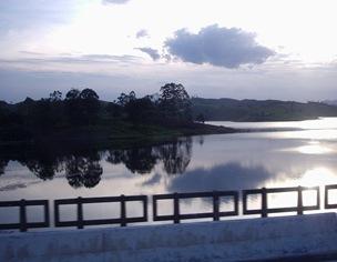 Caraguatatuba, um dos destinos das cicloviagens organizadas pelo Moonlight Bikers. Foto do site oficial do clube.
