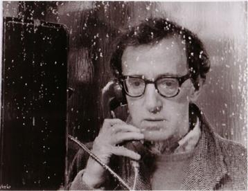 """Woody Allen em """"Hannah e suas irmãs"""" (1986)"""