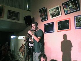 Hugo Possolo, do Espaço Parlatões