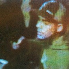 Foto do suspeito de atirar no diretor Mario Bortolotto