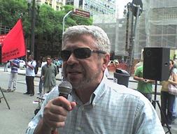 José Américo, presidente do diretório municipal do PT. Foto: Gladstone Barreto