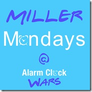 Miller Mondays badge