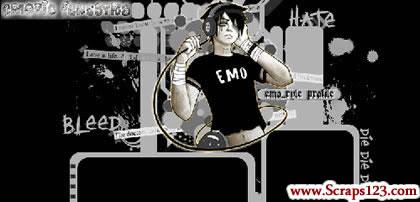 Emo  Image - 2