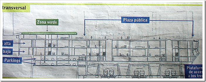 Tuneles y puentes nuevo proyecto de la estaci n vialia de for Empresas de construccion en vigo
