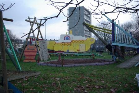 Slade Gardens Adventure Playground, Vassall Ward, SW9