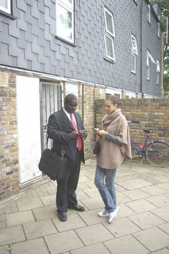 Vassall Action Team members at Myatts Fields South