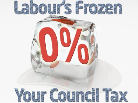 Labour freezes Council tax in Lambeth