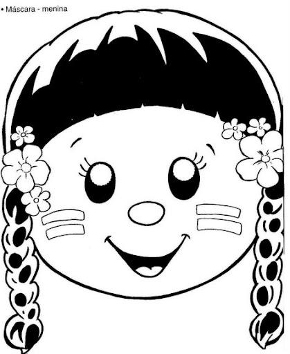 Niño indigena para colorear - Imagui