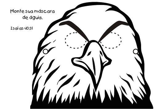 Mascaras de águilas para niños - Imagui