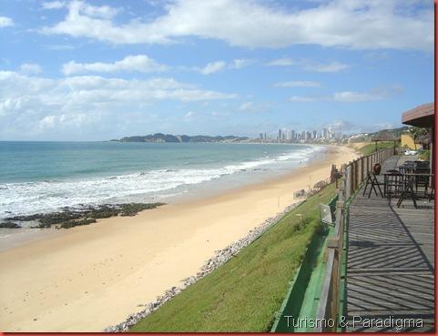 vista da praia hotel pestana