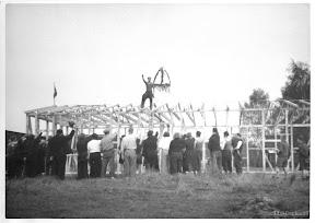 Richtfest 1939 - unser dritter Anfang