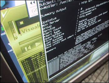 Programming computer screen