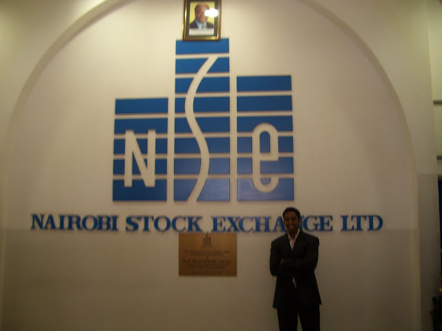 Nairobi stock exchange forex