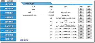 TFN代管DNS