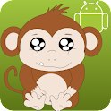 Andy the Monkey!Live Wallpaper icon