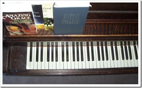 my faithful piano