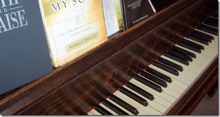 piano sing