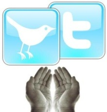 Twitter prayers