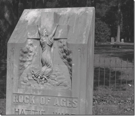 rock of ages grave