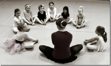 jt ballet class