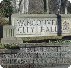 City Hall Vancouver