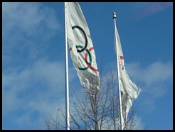 Olympic Flags for 2010
