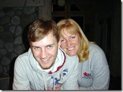 Lisa and Brad