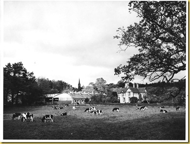 Hope Farm, Sansaw. 1960s. (BB48)