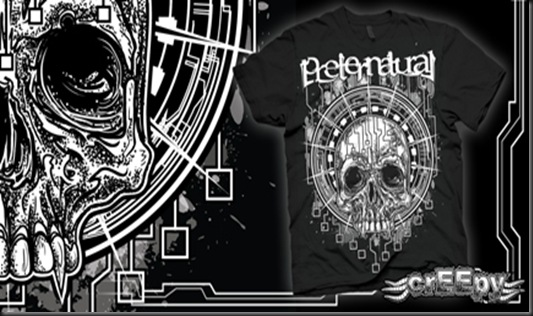 Preternatural Mockup