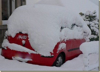 Snowycar