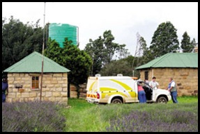 Giesekke Dr Ernest murdered Goodhope farm Ficksburg Jan232010 retired chemistry scientist
