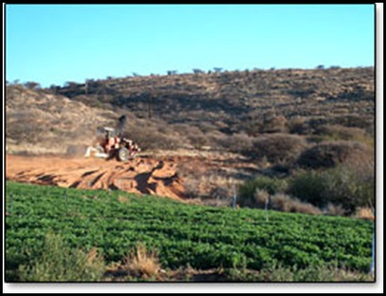 Afrikaners are carving Orania out of the desert with their self-labour scheme