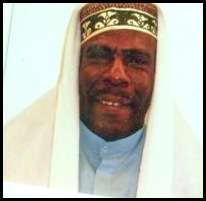 Abdurrahman T.L. Nelson of Est Saint Louis IlL member of Pasmas World Azania website