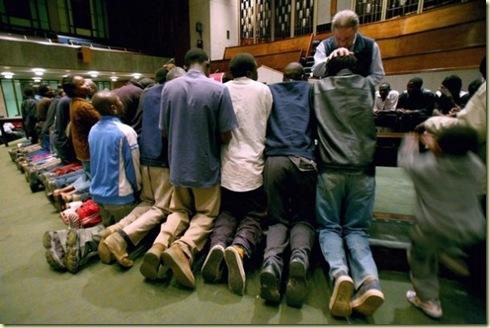 RevPaulVerryn Facebook Zimbabwean Refugee Congregants