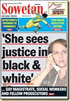 Muller_SowetanRacistFrontPageJan282009HateSpeech