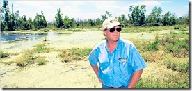 Ivor Van Heerden wrote book about Hurricane Katrina