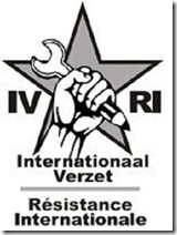 Resistance Internationale Socialists marching in Europe