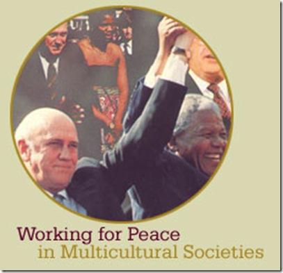 DeKlerk FW and Nelson Mandela High Hopes in 1994