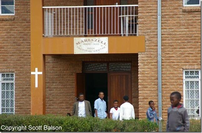 MariaZell mission house Griqualand com Scott Balson picture