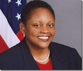 Dr Jendayi Frazer US assistant secretary of state on African Affairs in Bush cabinet