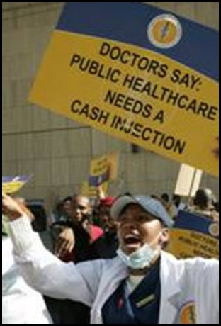 Doctors on Strike