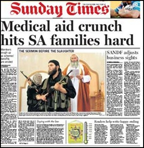 Over half of 8m medical aid families running out of funds Sunday Times Aug 16 2009