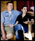 Lotterie Jessica and Piet Beeld picture after dad murder Theana Calitz Beeld